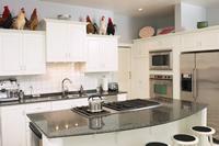 セミオープン型キッチン
